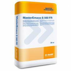 MasterEmaco S 560 FR  (тиксотропный ремонтный состав)