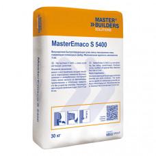 MasterEmaco S 5400 (тиксотропный ремонтный состав)