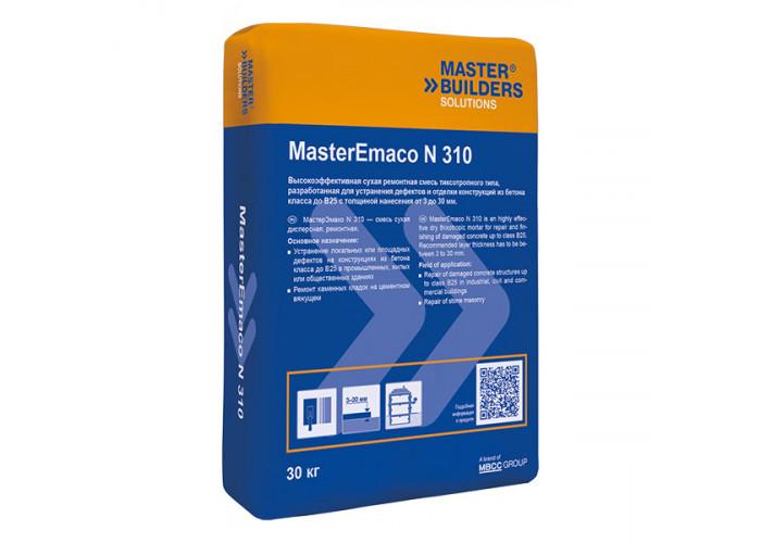 MasterEmaco N 310 (тиксотропный ремонтный состав)