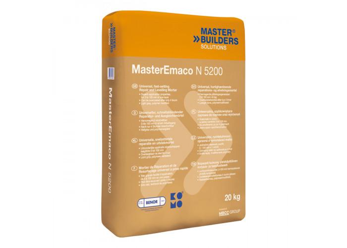 MasterEmaco N 5200 (тиксотропный ремонтный состав)
