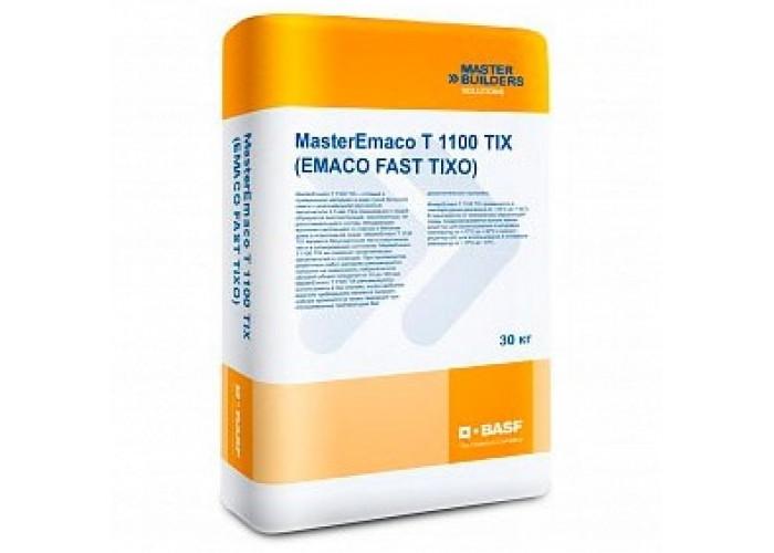 MasterEmaco T 1100 TIX W (тиксотропный ремонтный состав)