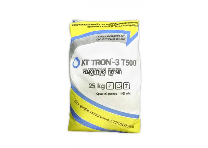 КТтрон-3 Т500 (тиксотропный ремонтный состав)