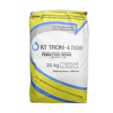 КТтрон-4 Л600 (быстротвердеющий литьевой ремонтный состав)