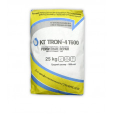 КТтрон-4 Т600 Зима (быстротвердеющий тиксотропный ремонтный состав)