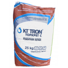 КТтрон-Торкрет С (состав для сухого торкретирования)