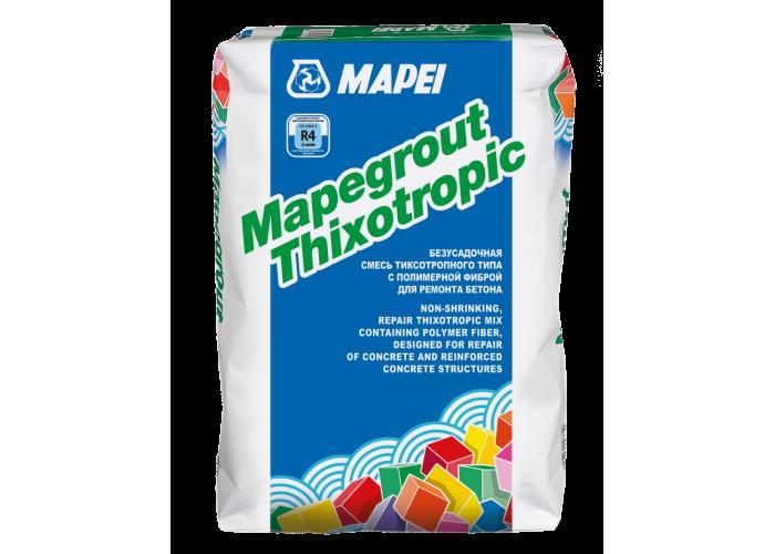 Mapei Mapegrout Thixotropic (тиксотропный ремонтный материал)