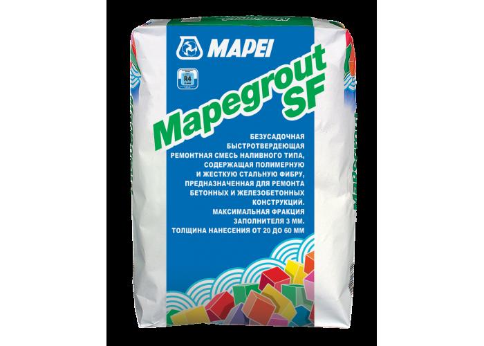 Mapei Mapegrout SF (наливной ремонтный материал)