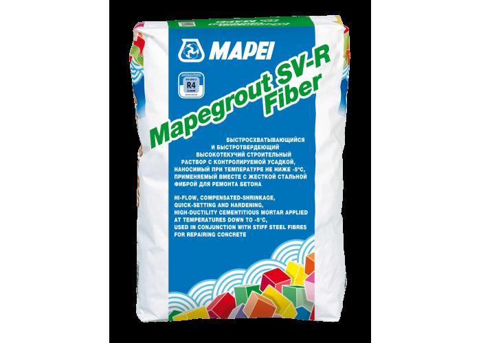 Mapei Mapegrout SV-R Fiber (наливной ремонтный материал)