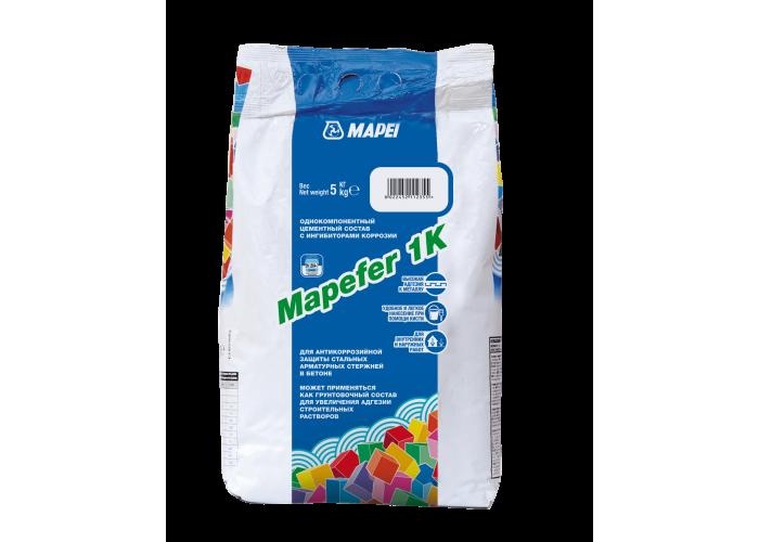 Mapei Mapefer 1K (защитный состав для изделий из стали)