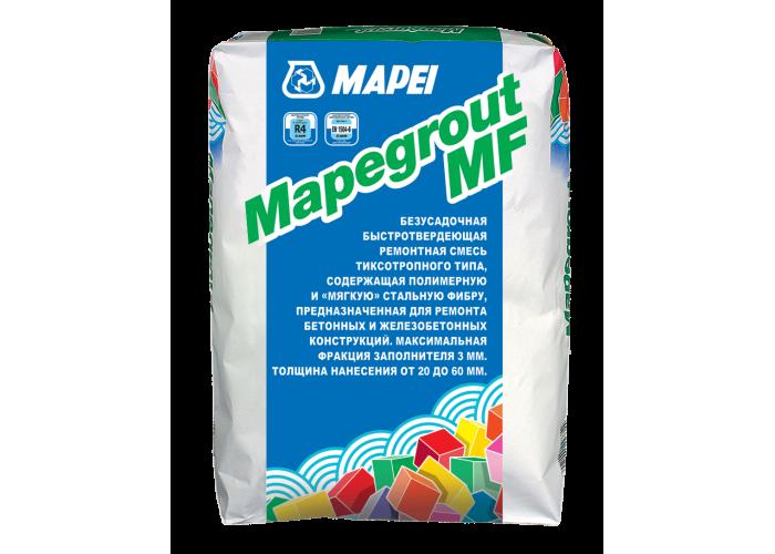 Mapei Mapegrout MF (безусадочная быстротвердеющая ремонтная смесь тиксотропного типа)