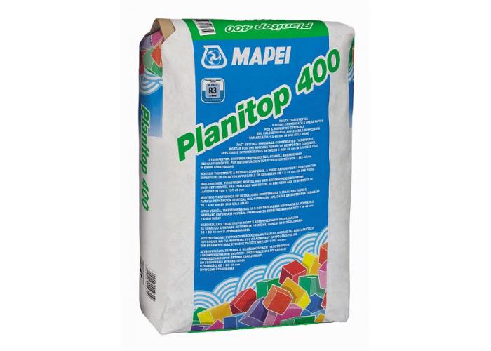 Mapei Planitop 400 (безусадочная сверхбыстротвердеющая ремонтная смесь тиксотропного типа)
