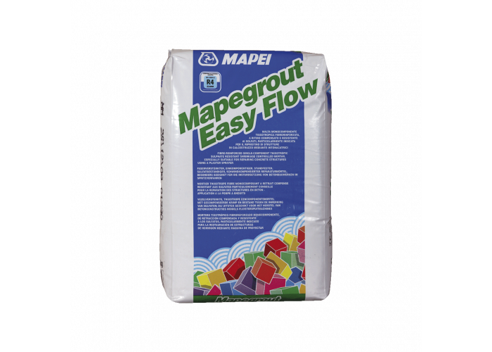 Mapei Mapegrout Easy Flow (однокомпонентный сульфатостойкий тиксотропный ремонтный состав)
