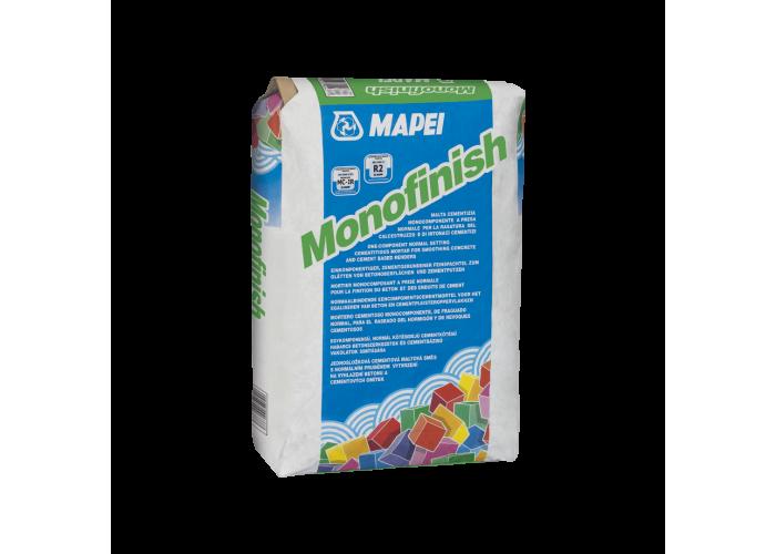 Mapei Monofinish (финишная безусадочная быстротвердеющая смесь тиксотропного типа)