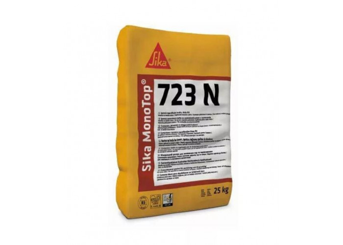 Sika MonoTop-723 N (тиксотропный ремонтный состав)